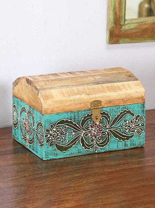 HILLBILLY WOODEN BOX