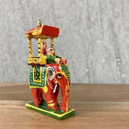 BEHEMOTH PAINTED ELEPHANT