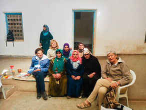 Mission Humanitaire : les premiers jours dans le sud du Maroc...