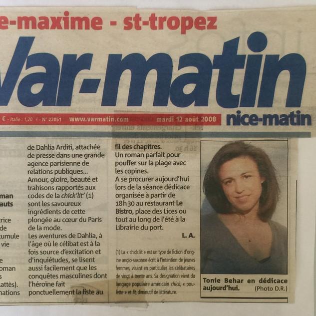 VAR MATIN