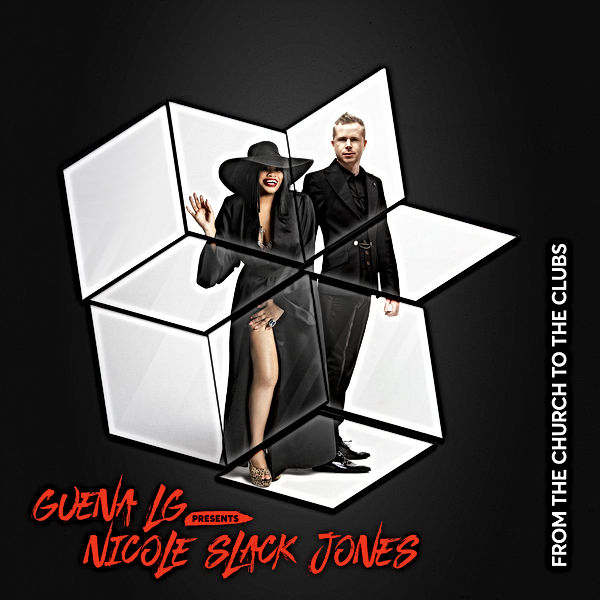 Guena LG presents Nicole Slack Jones - F