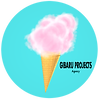 Gibaru projects Agency - Official Logo (