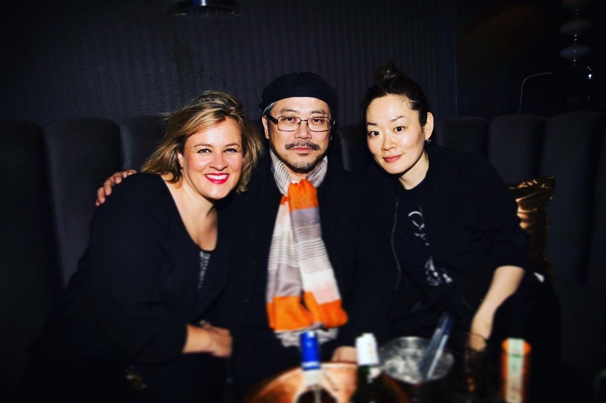 Aurélie Gibaru, Tim Yip & Hakiko