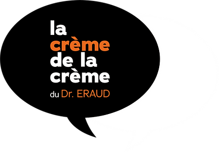 logo - la creme de la creme du Dr. ERAUD