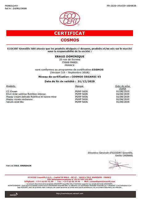 certificat ecocert pump'skin.png