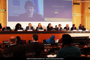 Creative Economic Report at UNESCO