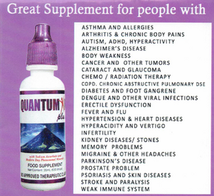 Quantumin Plus - UK Agent