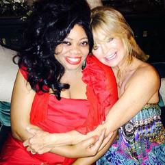 Goldie Hawn and Nicole Slack Jones.JPG