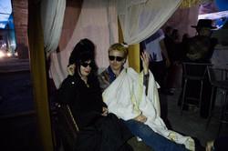 Diane Pernet & Eric Daman