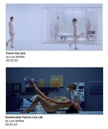 ASVOFF | Diane Pernet | Program | A Shaded View On Fashion Film