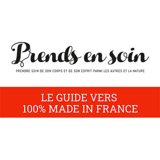 """Le Guide vers 100% Made in France"" - Pump'Skin y est !"