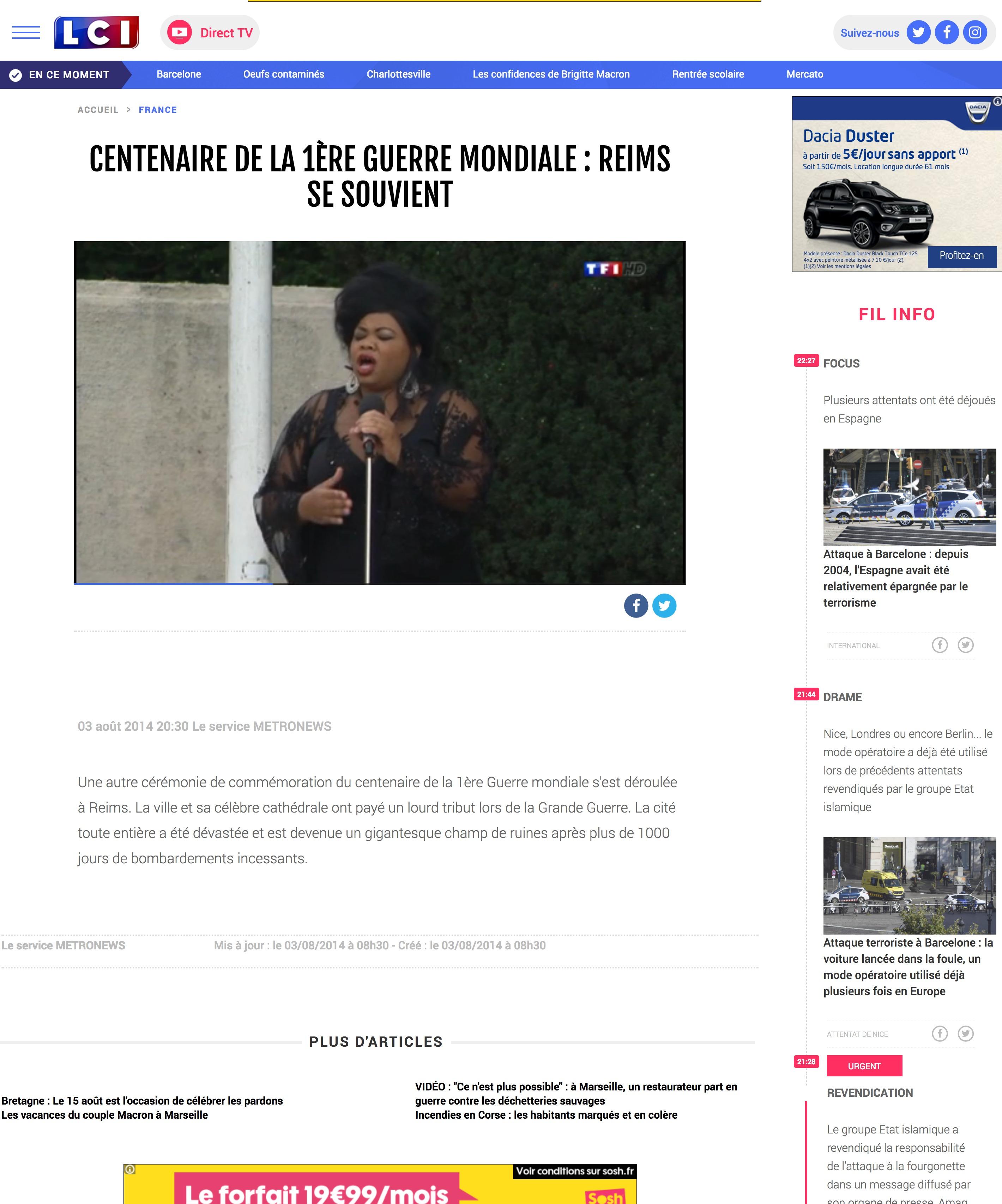 TF1 - LCI