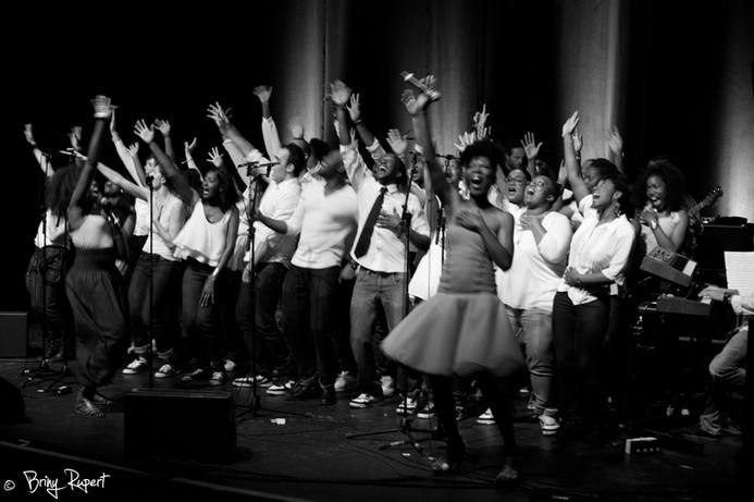 La Soiree du Gospel - Sankofa Unit - 2.j