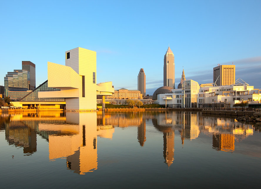 Cleveland Ohio Downtown