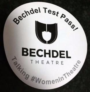 Bechdel Testing Edinburgh Fringe 2016