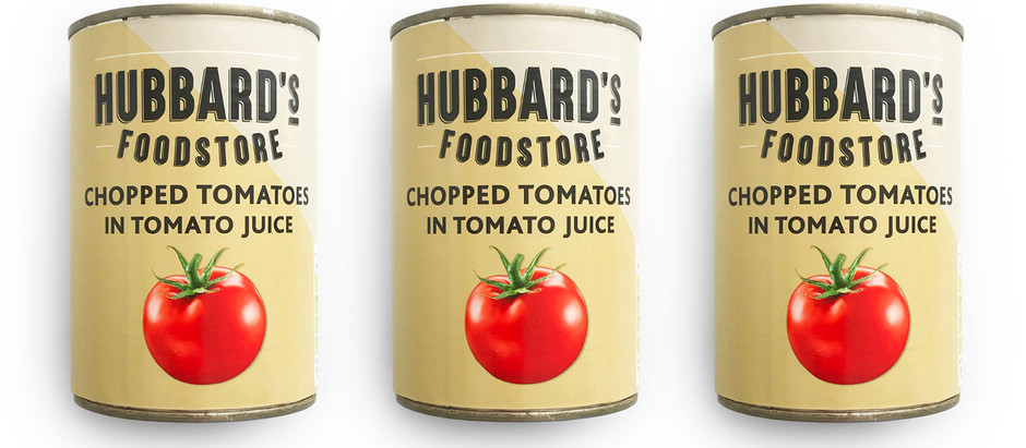 Mother Hubbard's cupboard