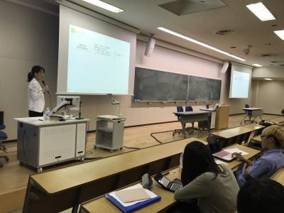 【大学生向け】立命館大学でキャリアデザインに関する講義を行いました