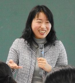 【高校生向け】昭和女子大付属昭和高等学校で授業を行いました