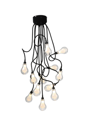 KNIPS Pendant Black+White