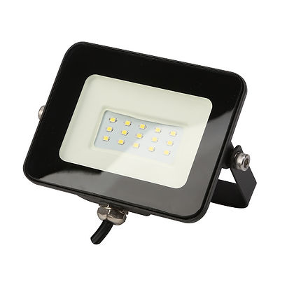 REFLECTOR DE LED 10W LUZ BLANCA LINEA BASIC