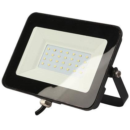 REFLECTOR DE LED 20W LUZ BLANCA LINEA BASIC