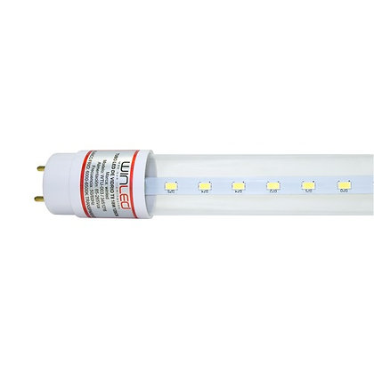 TUBO LED VIDRIO 1.2M TRANSPARENTE 18W 1360 LM