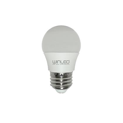 LAMPARA LED BULBO E26 3W BLANCO FRIO