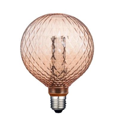 LAMP LED TIPO FILAMENTO ÁMBAR ROMBOS 3W 2000K E27