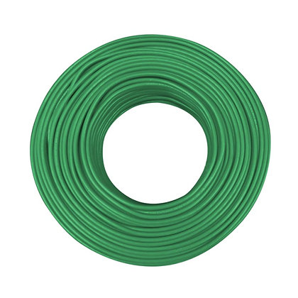 CABLE THW-LS/THHW-LS 14 600V VERDE CONDULAC