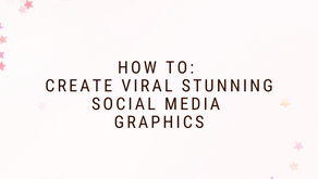 How To: Create Viral Stunning Social Media Graphics