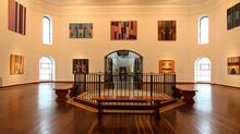 EN ABSTRACTO Exposición con motivo de la donación de Fanny Sanín