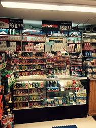 Discount Beverage also offers a great selection of Cigarettes, Cigars & Vaping Supplies
