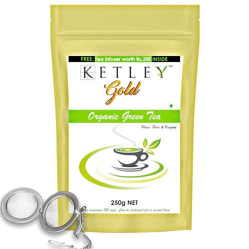 Ketley Gold Organic Green Tea