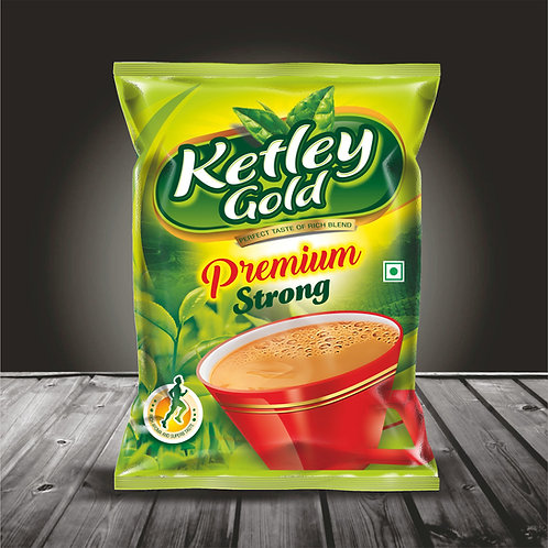 Ketley Gold Tea Premium Strong