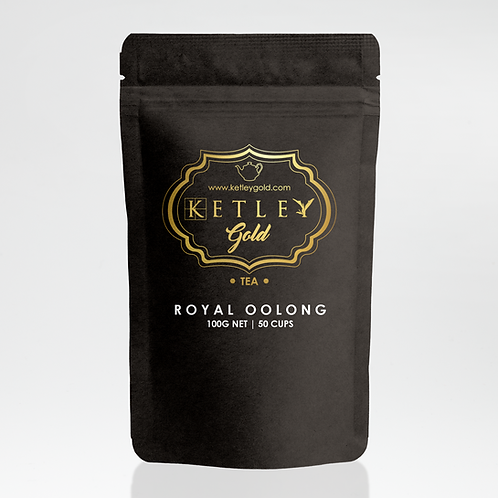 Royal Darjeeling Oolong Tea