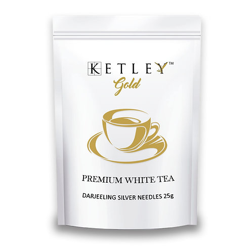Ketley Gold Darjeeling Silver Needle White Tea