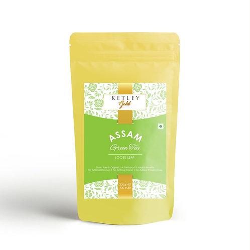 Assam Green Tea, 200g