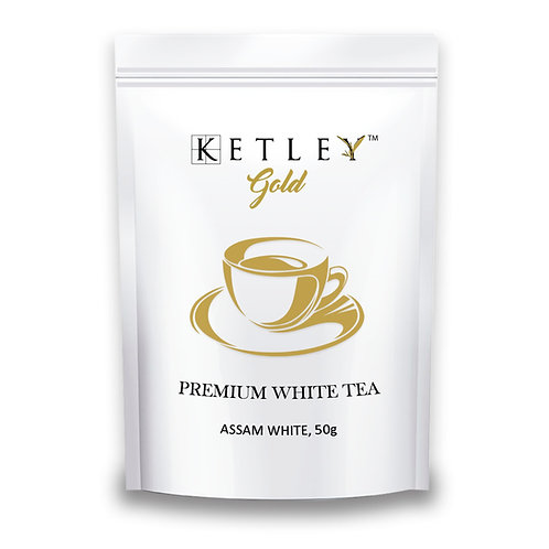 Ketley Gold Premium Assam White Tea