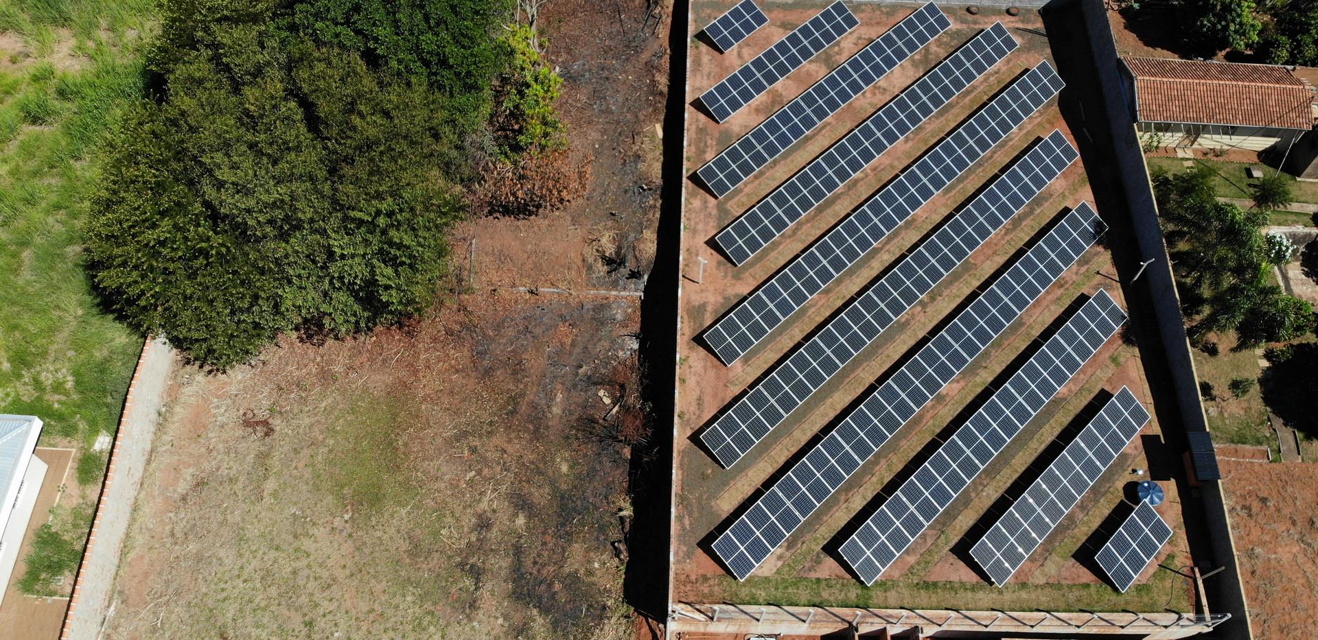 Energia Fotovoltaico Disk Frut