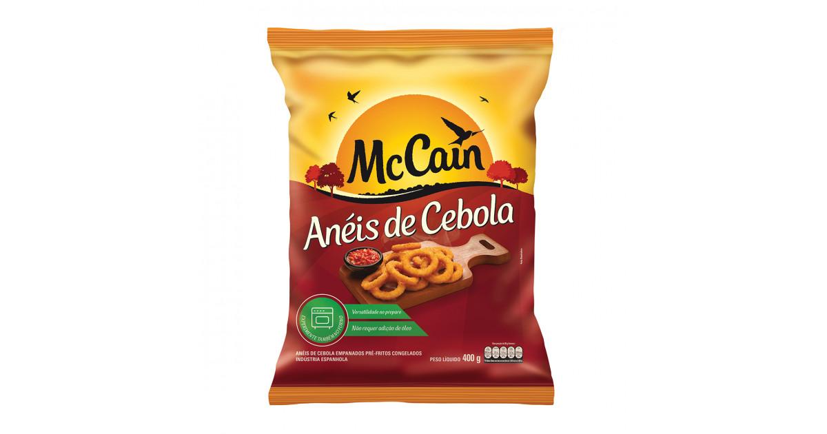 McCain Anéis de Cebola 500g