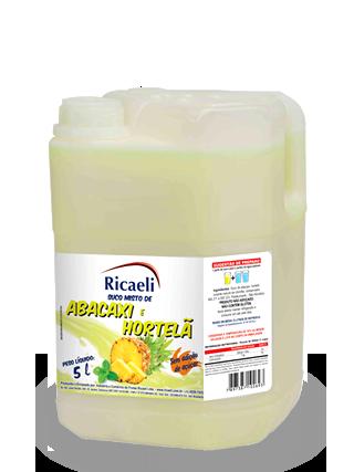 Abacaxi e Hortelã 5 litros