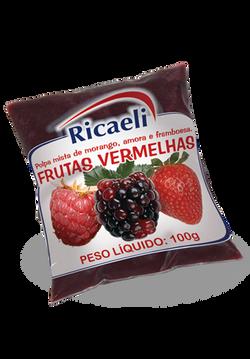 Frutas Vermelha 100g