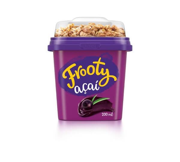 Frooty Acaí 200ml com granola