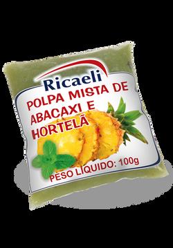 Abacaxi e Hortelã 100g