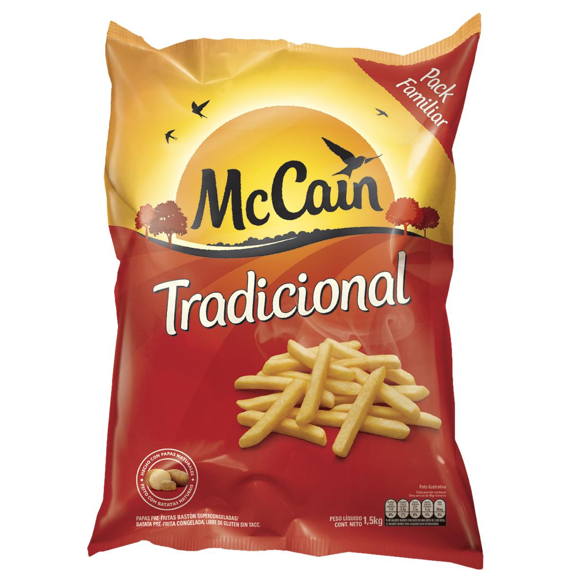 McCain Tradicional 1,5kg