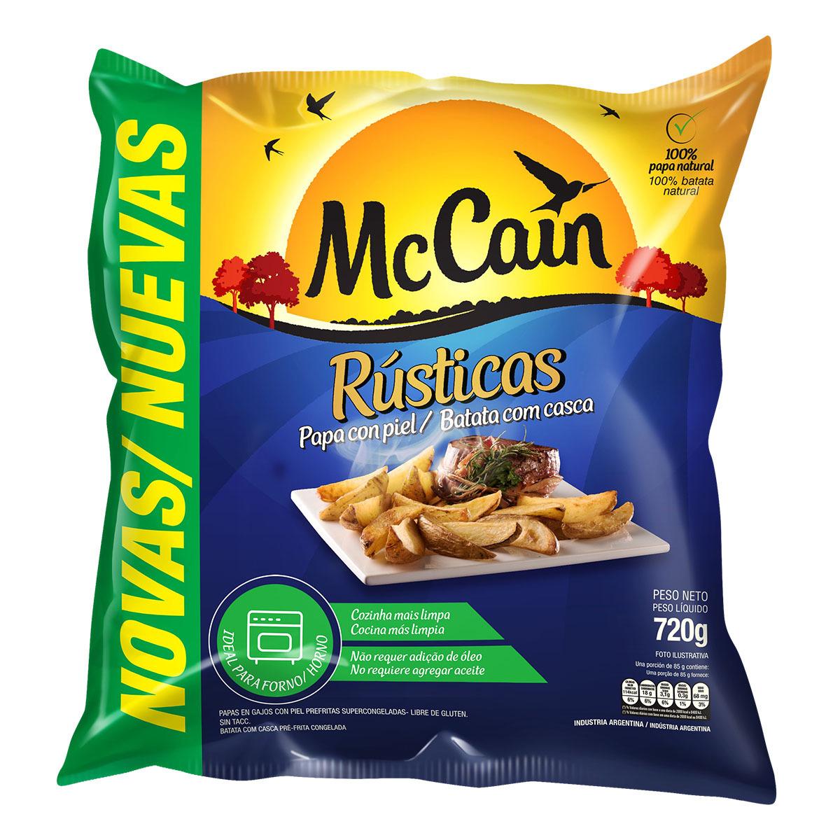 McCain Rústicas 720g