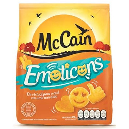 McCain Emoticons 450g