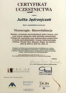 Mezoterapia - biorewitalizacja