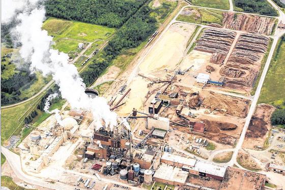 UPDATE: P.E.I. premier raises alarm over Nova Scotia's Northern Pulp effluent treatment plant