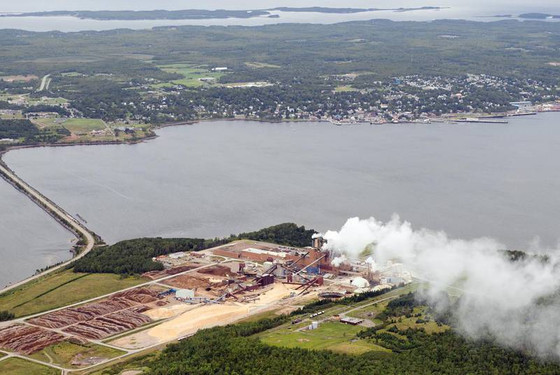 Environmental lawyer says correspondence inside Northern Pulp contradicts company claims to the publ